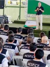 Aprovados no concurso da Polícia Civil concluem curso de formação profissional na Aesp