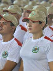 Nova turma amplia o maior efetivo do Corpo de Bombeiros da história do Ceará
