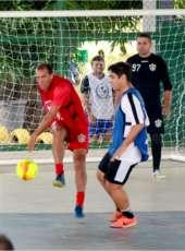 #Torneio da Integração: Agentes das forças de segurança do Estado participam de campeonato de futsal na Aesp