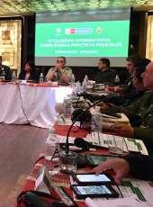 Diretor da Aesp participa de Colóquio Internacional no Peru para analisar os desafios da violência urbana