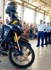 Aesp forma 457 policiais no Curso Especial de Policiamento com Motocicletas