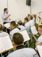 Músicos da PMCE concluem curso de habilitação na Aesp