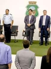 Magistrados do Poder Judiciário cearense concluem curso de segurança pessoal na Aesp