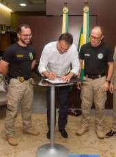 Diretor da Aesp é reconduzido ao cargo pelo governador Camilo Santana