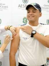 Aesp recebe campanha de vacinação contra a gripe