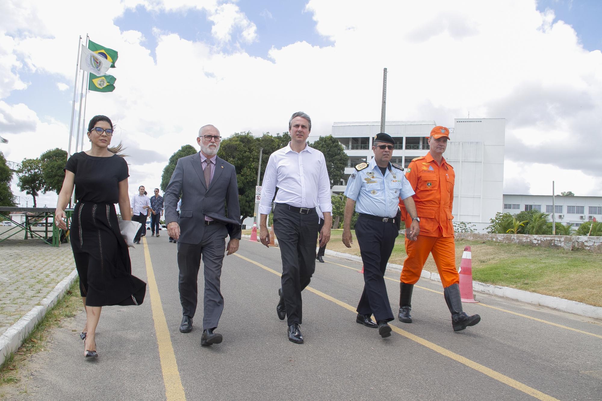 Governador anuncia pacote de investimentos para Aesp