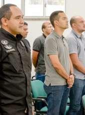 Profissionais de segurança pública participam de Curso de Procedimentos Técnicos para atuar em Ocorrência com Bombas e Explosivos