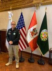 Diretor da Aesp participa de Encontro Internacional de Diretores de Educação Policial no Peru