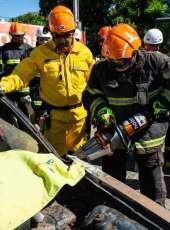 Profissionais de segurança concluem Curso de Resgate e Atendimento Pré-Hospitalar