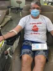 Em parceria com o Hemoce, SSPDS incentiva profissionais da segurança a serem doadores de sangue